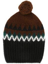 шапка с помпоном Ami Alexandre Mattiussi