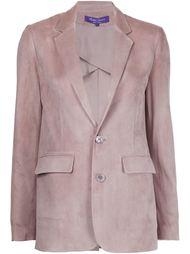 замшевый пиджак Ralph Lauren Black