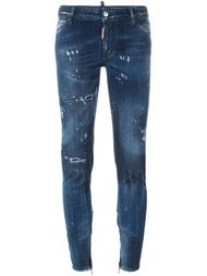 джинсы 'Medium Waist Skinny'  Dsquared2