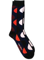 трикотажные носки Henrik Vibskov