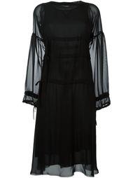 платье на резинке  Mm6 Maison Margiela