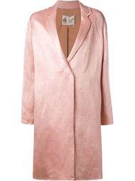 классическое пальто  Lanvin