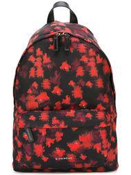 рюкзак с абстрактным принтом Givenchy