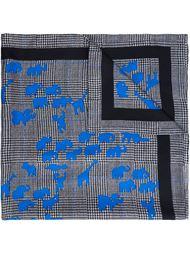 шарф с принтом животных Marc Jacobs