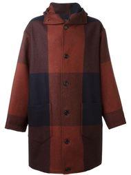 пальто в клетку  Cini