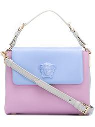 двухцветная сумка-тоут Medusa Versace