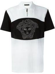 "футболка-поло ""Medusa"" Versace"