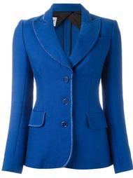 приталенный пиджак Moschino Vintage