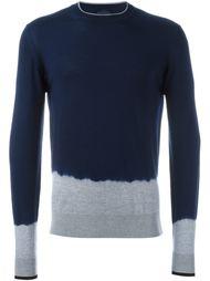 свитер с эффектом градиент  Lanvin