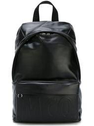 рюкзак с тиснением логотипа McQ Alexander McQueen