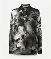 рубашка с принтом  Christopher Kane