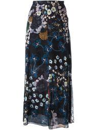длинная юбка 'Airy Florals' Dorothee Schumacher