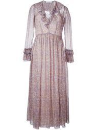 расклешенное платье  Philosophy Di Lorenzo Serafini