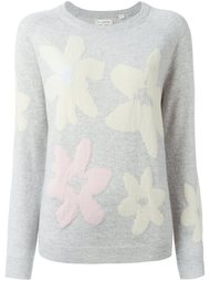 floral intarsia jumper Chinti And Parker
