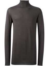 свитер-водолазка  Rick Owens