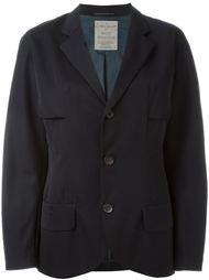 пиджак с застежкой на три пуговицы Yohji Yamamoto Vintage