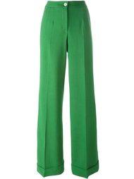 расклешенные брюки Dolce & Gabbana