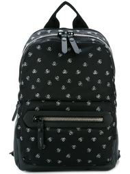 рюкзак с принтом пауков Lanvin