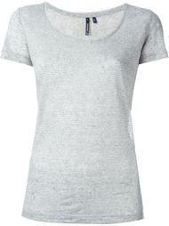 футболка с вырезом-лодочкой Woolrich