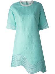 платье с волнистой отделкой 3.1 Phillip Lim