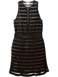 плиссированное платье в полоску 3.1 Phillip Lim
