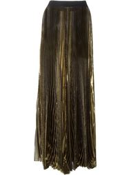 удлинённая юбка с плиссировкой Faith Connexion