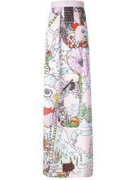 удлинённая юбка 'Midlar' Mary Katrantzou