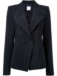 пиджак в тонкую полоску Dion Lee