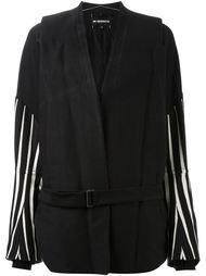 куртка 'Simplistic' с поясом  Ann Demeulemeester