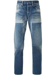 джинсы с заплатками 'Keene' Simon Miller