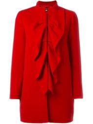 пальто с оборками  Boutique Moschino