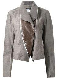 приталенная куртка на молнии Ann Demeulemeester