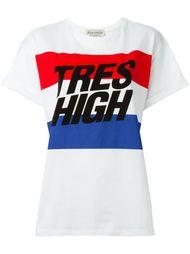 футболка 'Tres High'  Être Cécile