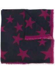платок со звездами Stella McCartney