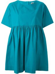 свободная блузка с плиссировкой  I'M Isola Marras