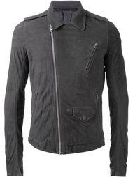байкерская куртка на молнии Rick Owens