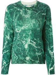 свитер с мраморным принтом  Each X Other