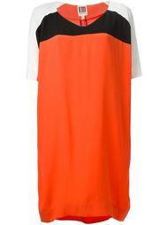 платье колор-блок  I'M Isola Marras