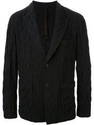 пиджак с эффектом помятости Forme D'expression