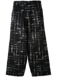 шорты с заниженной проймой Forme D'expression