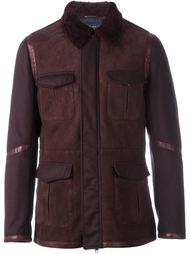 куртка с накладными карманами Etro