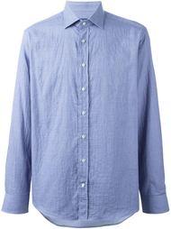 рубашка с узором  Etro