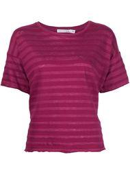 полосатая футболка Rag & Bone /Jean