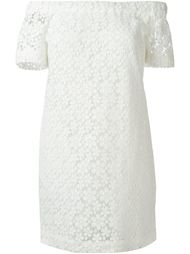 платье с вышивкой  A.L.C.