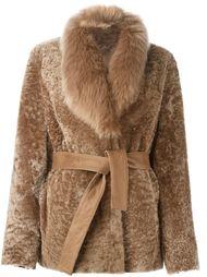 lamb fur jacket Drome