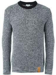 свитер с круглым вырезом   Kenzo