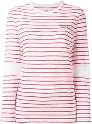 футболка в полоску  Zoe Karssen