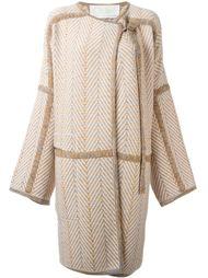 вязаное свободное пальто  Chloé