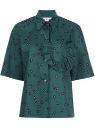 рубашка с короткими рукавами  Marni