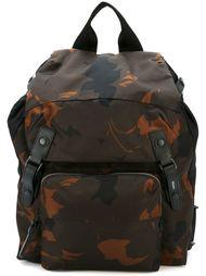 камуфляжный рюкзак Lanvin